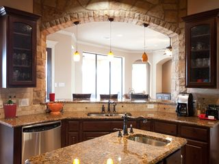 Lago Vista house photo - Fully Stocked Gourmet Kitchen