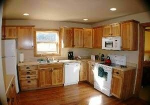 Hill City cabin photo - Fully Equipped Kitchen