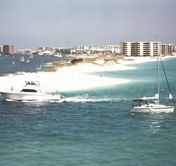 Charter Fishing at Destin Harbor - Islander Destin condo vacation rental photo