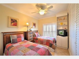Key West condo photo - The Second Bedroom has 2 twins that can be converted to 1 ki