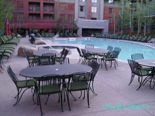 Stateline condo photo - POOL AREA