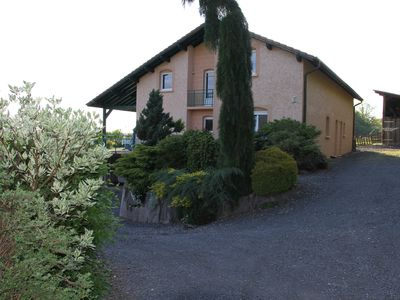 LARGE APARTMENT IN QUIET IN THE COUNTRYSIDE