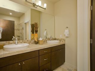 Old Town Scottsdale townhome photo - Master bath