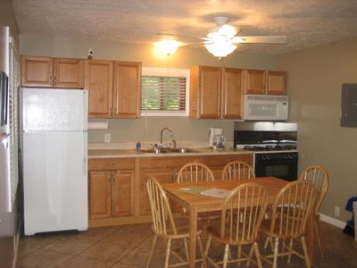 Traverse City cottage rental - Kitchen & dining