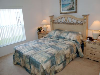 Buena Ventura Lakes house rental - Spacious Double Bedroom with adjoining bathroom