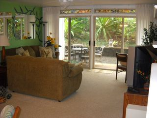 Poipu condo photo - Living Room