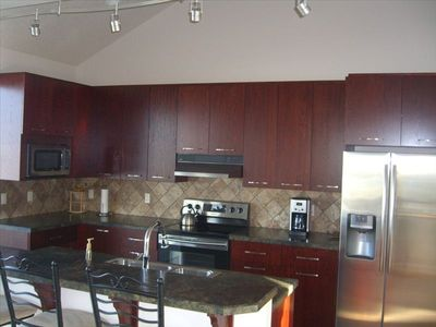 Seal Rock house rental - Kitchen