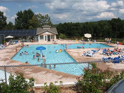 Branson condo rental - Indoor/outdoor pools/hot tub