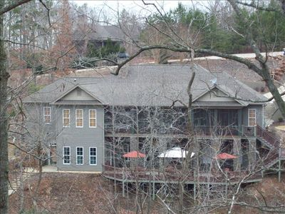 Unsurpassed Luxury! the Most Amazing Rental on Lake Hartwell
