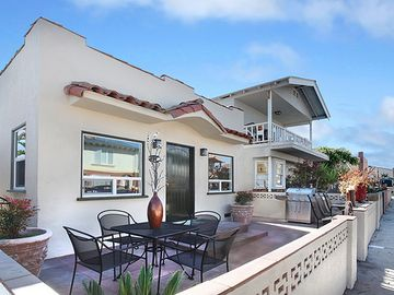 Balboa Peninsula house rental - Front of the house