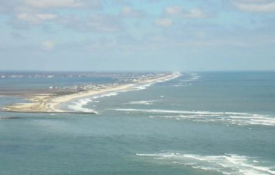 Westhampton Beach house rental - Airial view