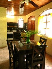 Manuel Antonio house photo - small but adequate kitchen
