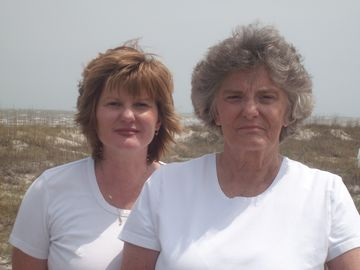 Owners Gail (mom) and Darlene (daughter). We're a team ready to serve you :)