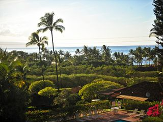 Kaanapali cottage photo - The lush tropical setting is breathtaking!