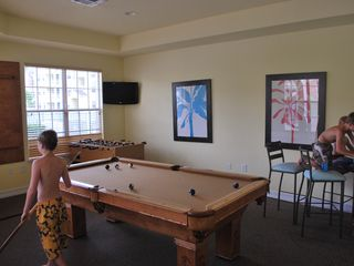 Cane Island condo photo - Cane Island Clubhouse Games Room - View 1
