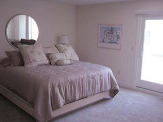 Seaside Heights condo photo - king master bedroom