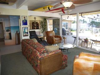 San Clemente bungalow photo - Living Room