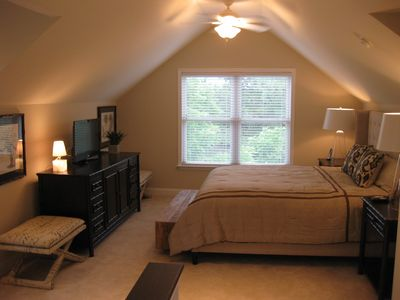 Rehoboth Beach house rental - Master Bedroom