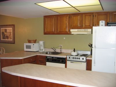 Seawinds condo rental - Kitchen
