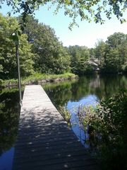 New Seabury condo photo - Frogs Leap Pond a beautiful place to walk to from the condo.