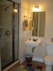 Grand Haven condo photo - Second bathroom