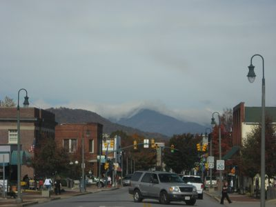 Local town of Dillsboro