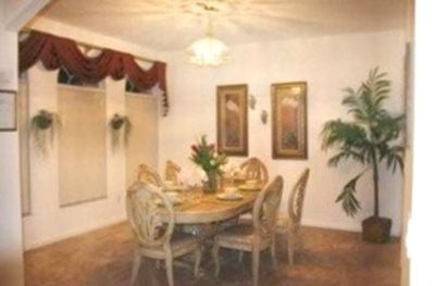 Our formal dining room