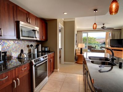 Kaanapali condo rental - Kitchen... Photo 2