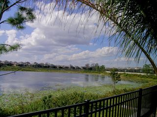 Windsor Hills villa photo - View from the clubhouse - occassionally you can see otters or alligators here!