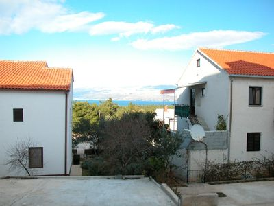 Supetar apartment rental - Sea view
