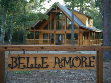 Broken Bow cabin rental - Belle Amore' is a perfect for a couples getaway near Broken Bow Lake.