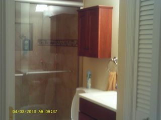 Beach Haven Garden house photo - New main bath, large double step in shower, beautiful tile work.