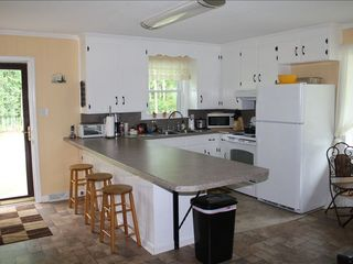 High Rock Lake house photo - Full kitchen with all the appliances you need