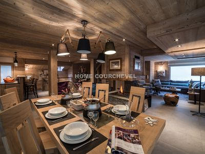 Recently-built luxury chalet!