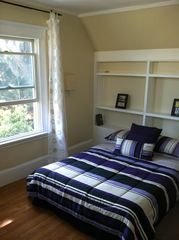 Berkeley house photo - Rear Bedroom / Double Bed and Flip out Queen Bed