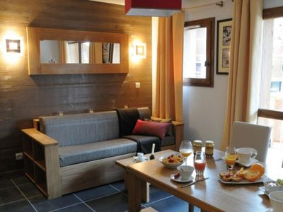 Apartment La Plagne, 3 rooms, 6 people