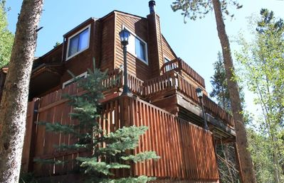 Lauraway, a 5 bedroom vacation rental home with incredible views!
