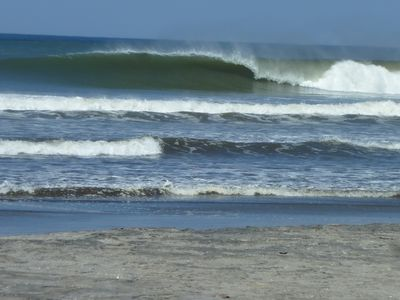 Asuchillo - Great sand bottom beach break that breaks both ways