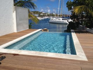 Dawn Beach house photo - New Pool for home.