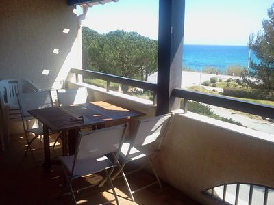 Apartment with terrace facing the sea, swimming pools and tennis, 4 to 5 people