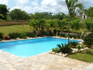 Sosua villa photo - Pool