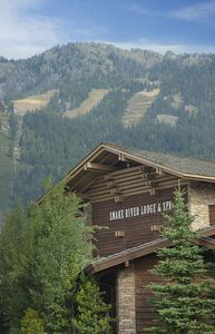 Teton Village condo rental - Snake River Lodge & Spa