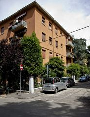 Bologna apartment photo - All streets in the aea are minor, mostly private. Parking can be easily found.