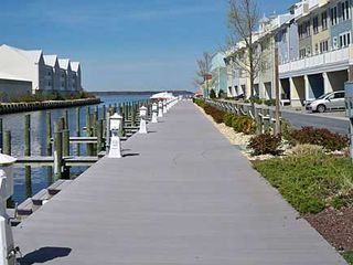 Sunset Island Ocean City townhome photo - Boat Slips Available for Rental Jet ski & Boat rental right at marina