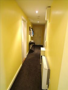 Hallway & Corridor to Kitchen/Sitting Room/Dining Room...