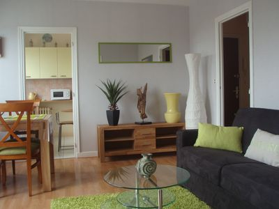 Residence port valves 44m² apartment with private parking