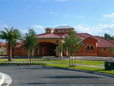 6,700 sq ft Grande Clubhouse