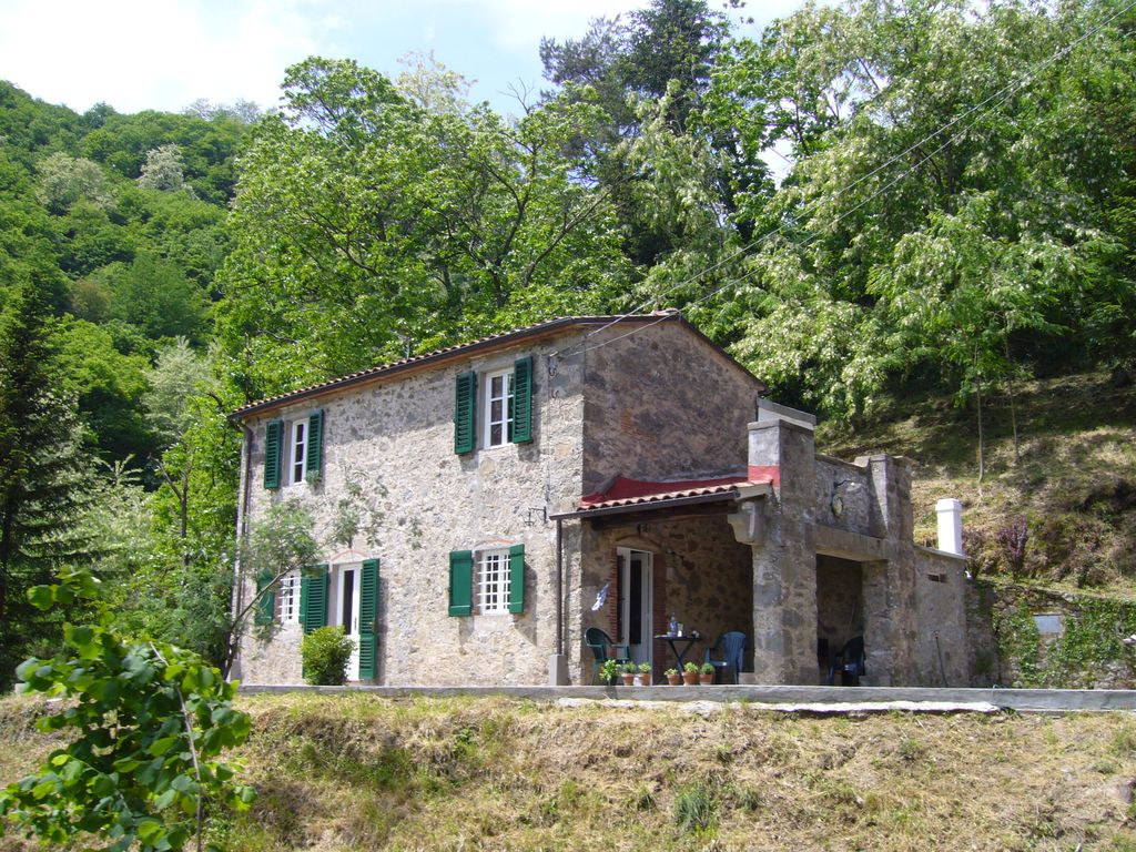 Casa Casciani Small Vacation House For Rent Near Lucca