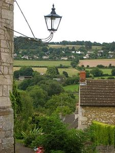Painswick cottage rental - A View from the Street