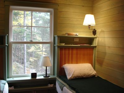 Private Twin Bedroom